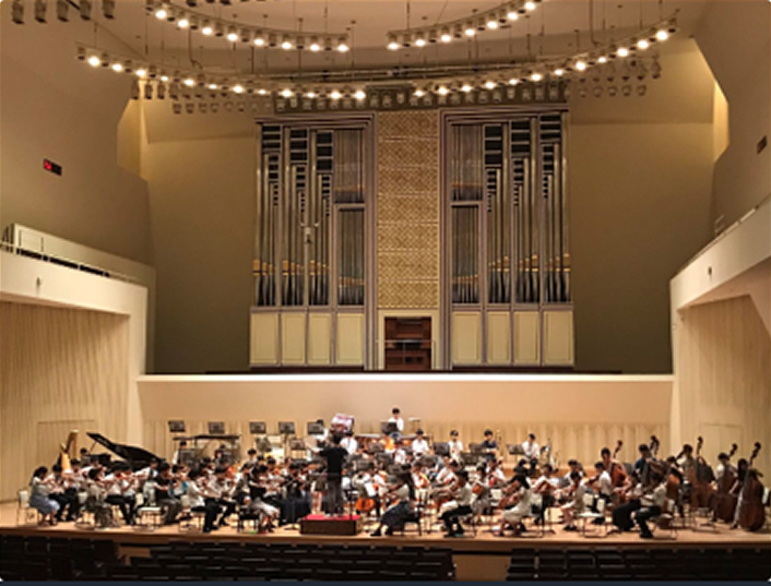 東京大学音楽部管弦楽団によるサマーコンサート